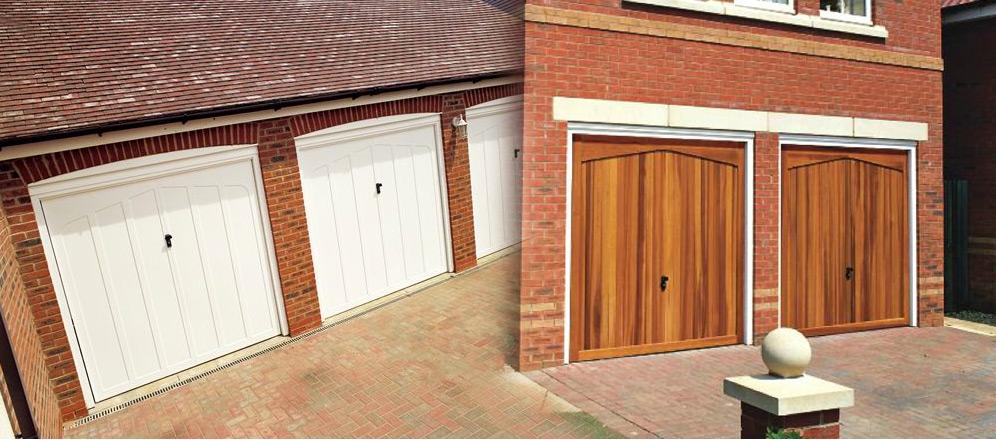 Advanced windows overview for 1 piece garage door